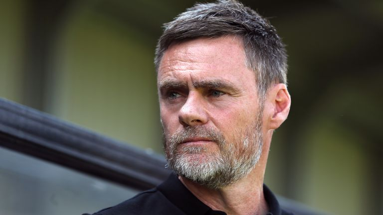 Graham Alexander File Photo