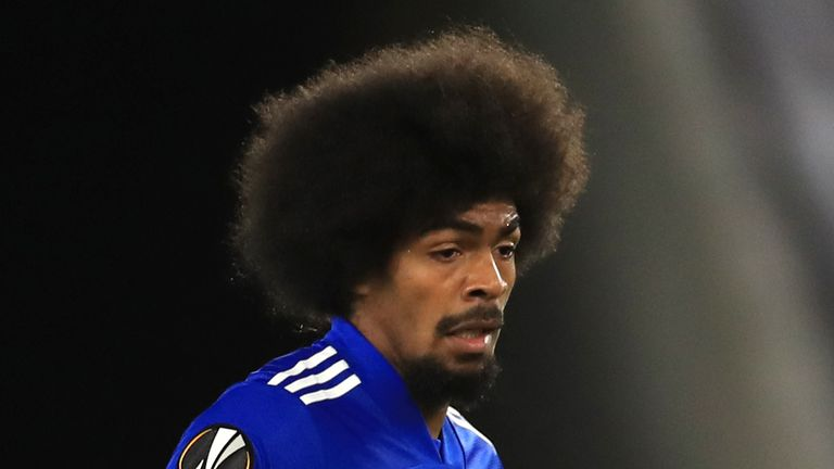 Leicester midfielder Hamza Choudhury is a player that Steve Bruce admires.