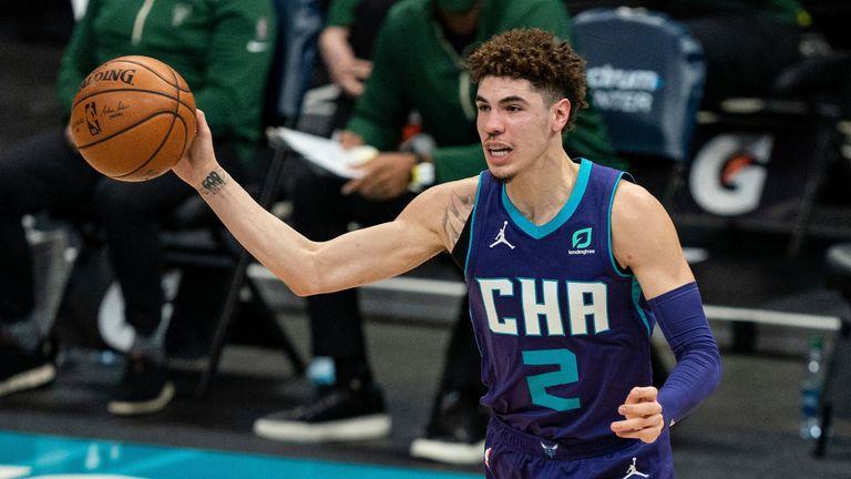 NBA Hornets v Bucks
