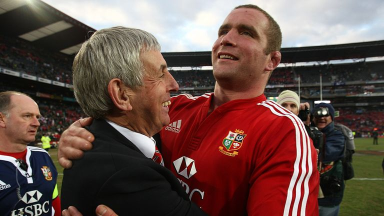Rugby Union - Tour Match - Third Test - South Africa v British and Irish Lions - Coca Cola Park