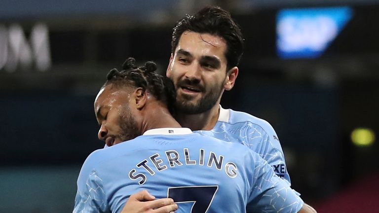 Ilkay Gundogan is determined to get City back to the top of the Premier League