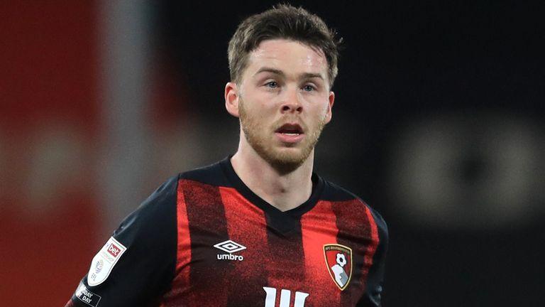 Bournemouth defender Jack Simpson has been on Steven Gerrard's radar for a long time