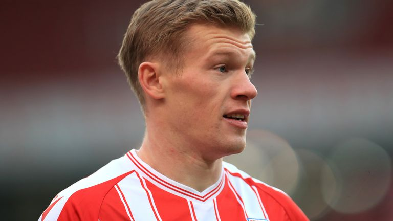 James McClean has allegedly been training in a private gym