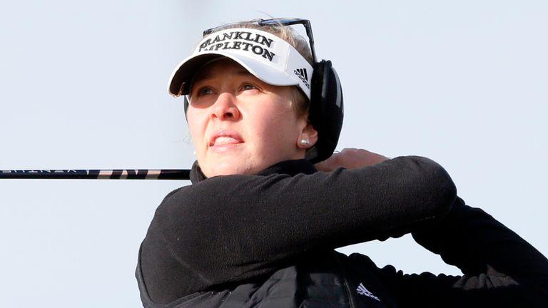 Jessica Korda fired a superb 60 on day three