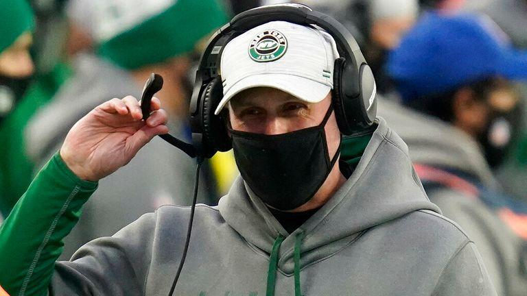 Jets fire head coach Gase