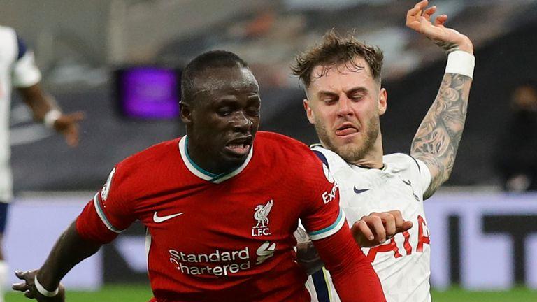 Jose Mourinho came to Joe Rodon's defense despite his mistake for Liverpool's third goal