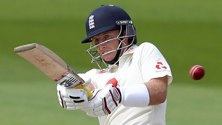 The best of the action from day one of the first Test between Sri Lanka and England.