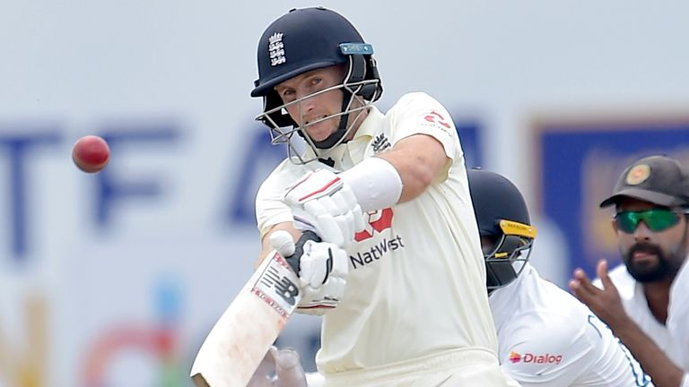 Sri Lanka portal - Joe Root was 99no at lunch on day two of the first Test in Galle