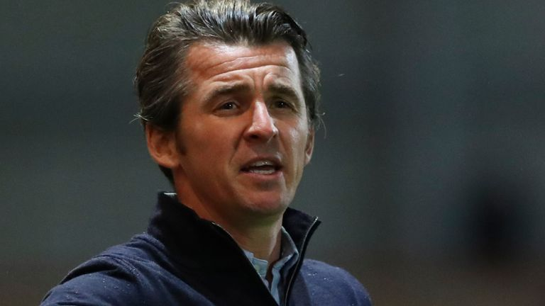 Joey Barton is no longer Fleetwood Town manager