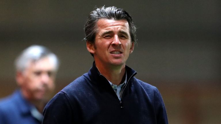 Barton joined Fleetwood in April 2018 and leaves them 10th in Sky Bet League One