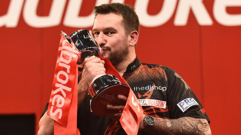 Jonny Clayton's landmark Masters victory helped secure him a Premier League debut in 2021