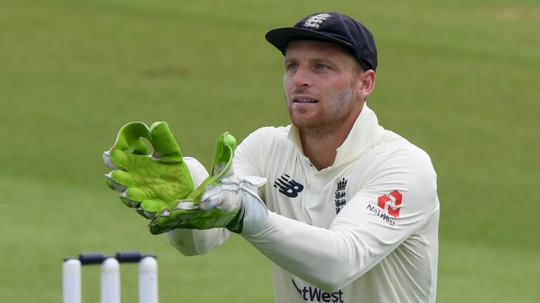 England wicketkeeper-batsman Jos Buttler is part of the Manchester Originals squad
