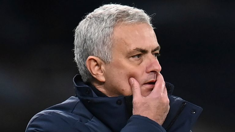 Jose Mourinho needs to prepare his Tottenham side for a different match on Wednesday after Spurs' game at Aston Villa was postponed and replaced by a home game against Fulham.