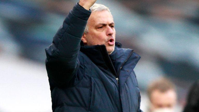 Mourinho Fulham