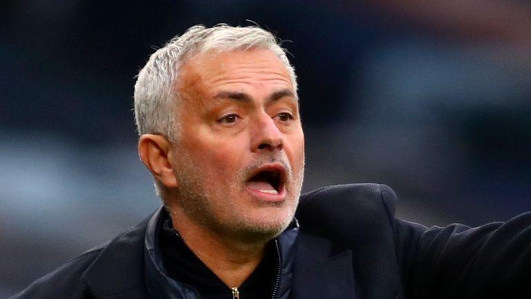 Tottenham boss Jose Mourinho believes Brentford semi-final ...