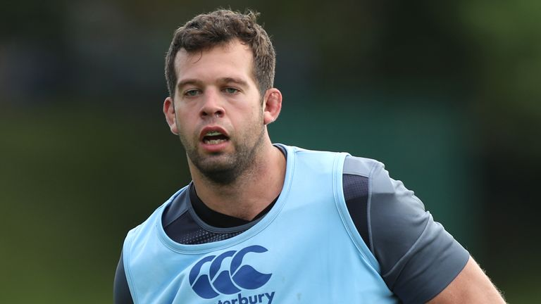 Josh Beaumont will start for Sale for the first time in 14 months after injury