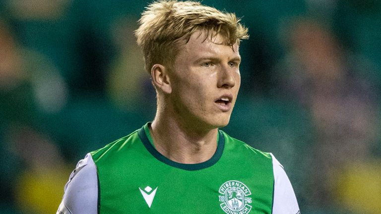 Josh Doig spent a period of last season on loan at Scottish League Two side Queen's Park