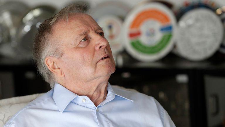 Dr Jozef Venglos managed several international sides including Slovakia, Australia and Czechoslovakia