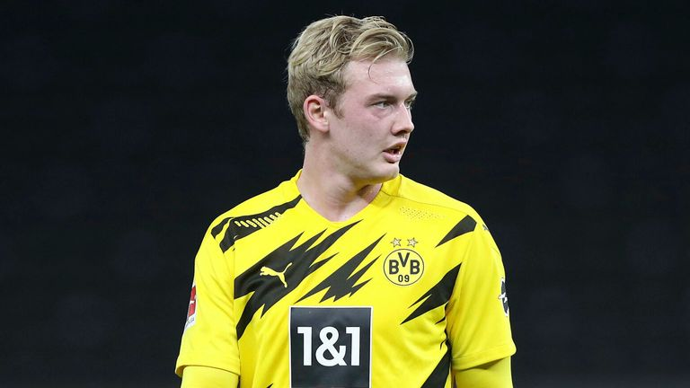 Could Julian Brandt be on his way to Arsenal?