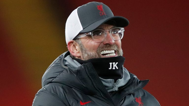 Jurgen Klopp's Liverpool should beat Man Utd, according to Graeme Souness