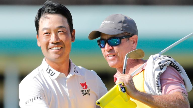 Kevin Na pips Joaquin Niemann and Chris Kirk to Sony Open victory | Golf News | Sky Sports