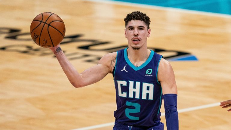 NBA LaMelo Ball