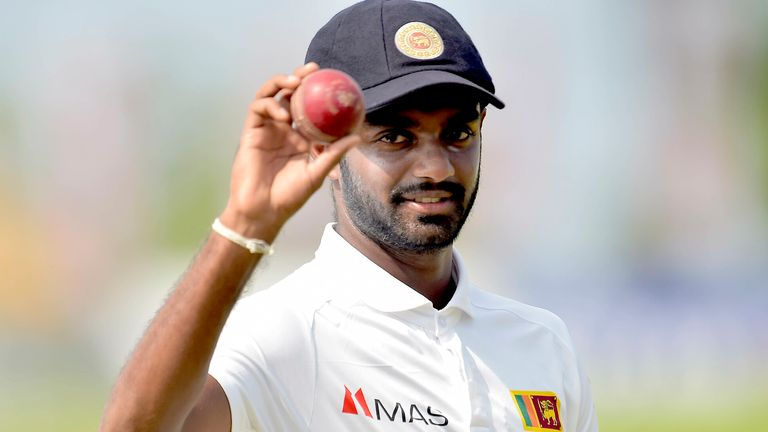 Lasith Embuldeniya's 10-wicket match haul came in vain