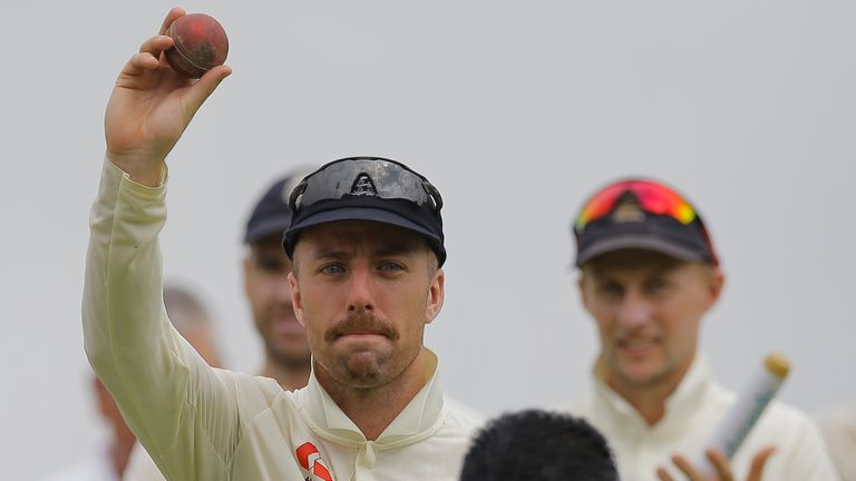 England wrapped up the series in Kandy, as Jack Leach took eight wickets in the match, including his maiden five-wicket haul in Test cricket