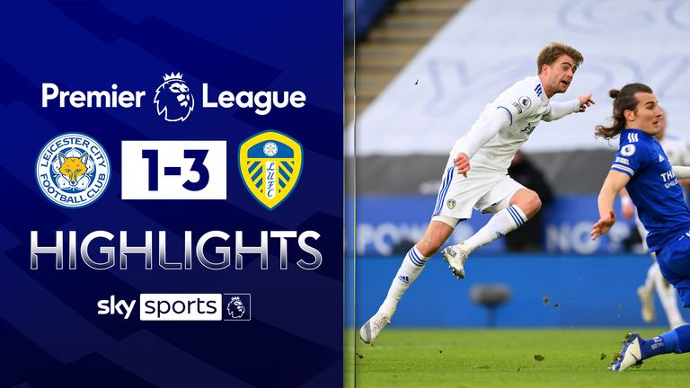 Leicester vs Leeds highlights
