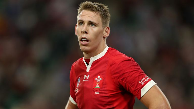 Liam Williams has made over 60 appearances for Wales