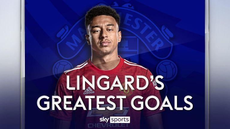 Lingard Greatest Goals