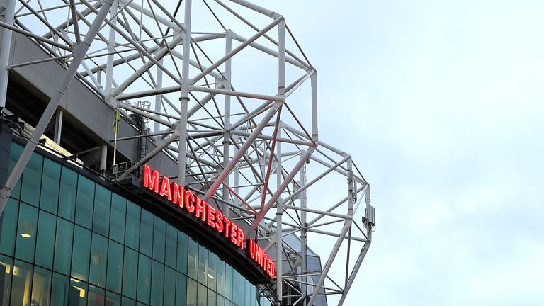 Old Trafford is going to be used by St John Ambulance to train volunteers over the next five weekends