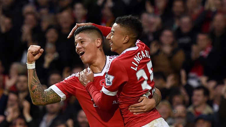 Jesse Lingard and Marcos Rojo are both set to leave Man Utd in January
