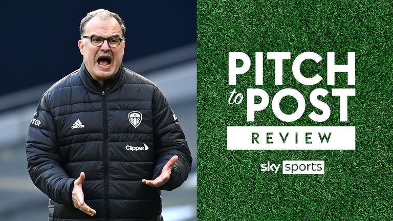 Marcelo Bielsa Leeds Pitch to Post