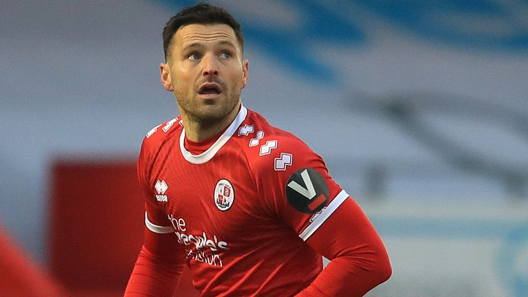 TOWIE star Mark Wright came off the bench for Crawley in their giant-killing cup win against Leeds