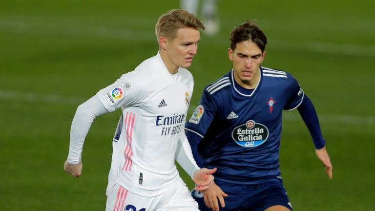 Martin Odegaard is heading to Arsenal on a six-month loan deal