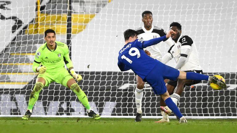 Mason Mount vede Chelsea před Fulhamem