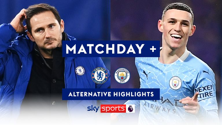 MD+ Chelsea Man City