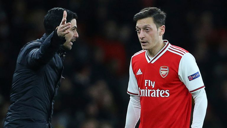 "Mesut Ozil is ""closer than ever"" to joining Fenerbahce from Arsenal and ending his near year-long exile at the Emirates, according to the Turkish club's sporting director"