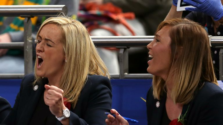 Tracey Neville and Karen Greig know each other's styles of working extremely well