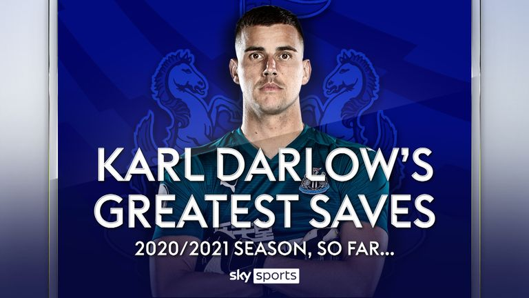 Darlow's Greatest Saves