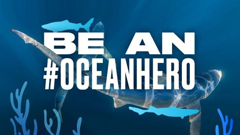 Be an Ocean Hero