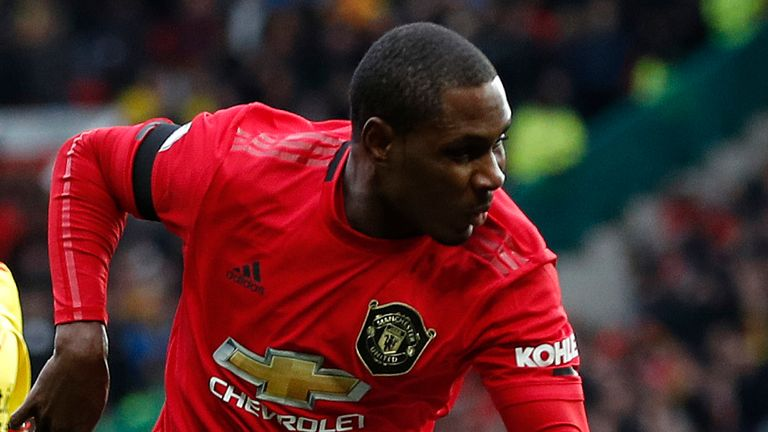 Odion Ighalo is committing his future to Al-Shabab