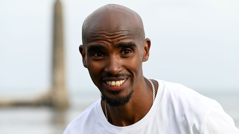 Sir Mo Farah says athletes have been told they will receive coronavirus vaccinations ahead of the Tokyo Olympics