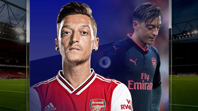 Mesut Ozil has joined Turkish side Fenerbahce