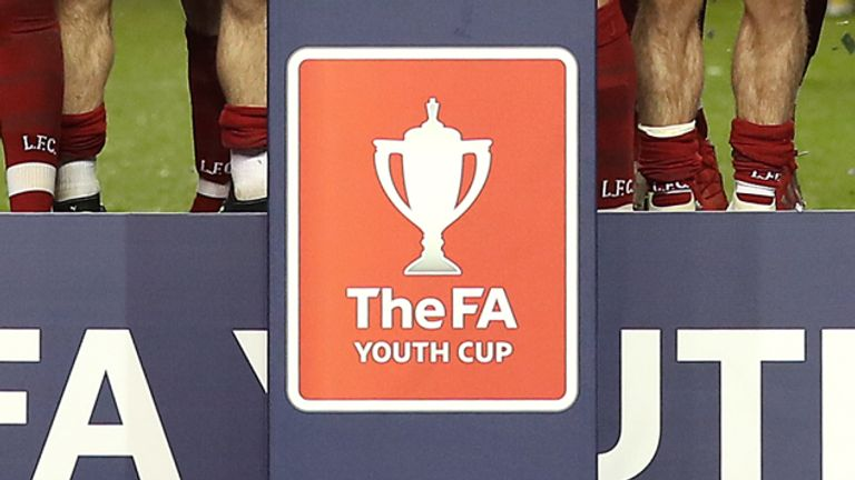 PA - Generic image of FA Youth Cup badge