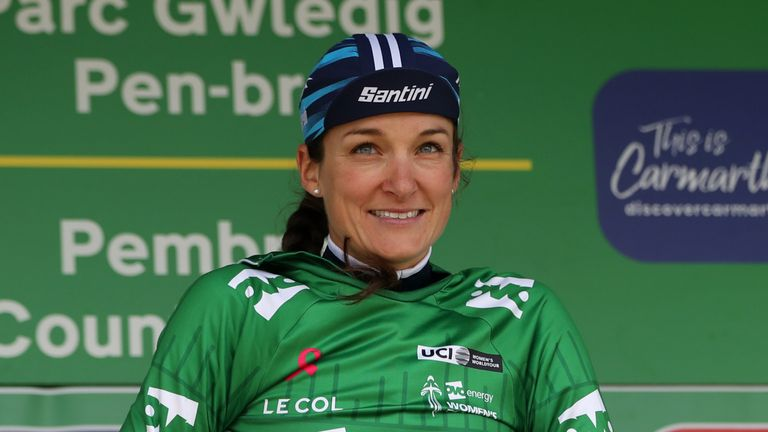 Lizzie Deignan is now motivated to carry on professional cycling having previously contemplated retirement