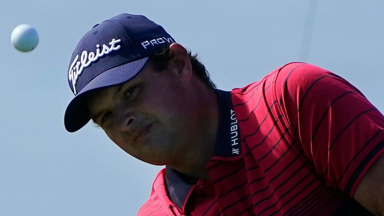 Patrick Reed mixed an eagle and three birdies with a lone bogey during the final round