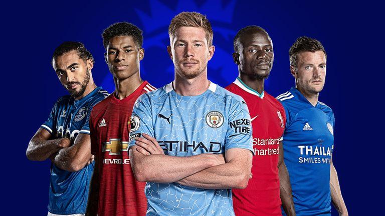 Premier League live games on Sky Sports
