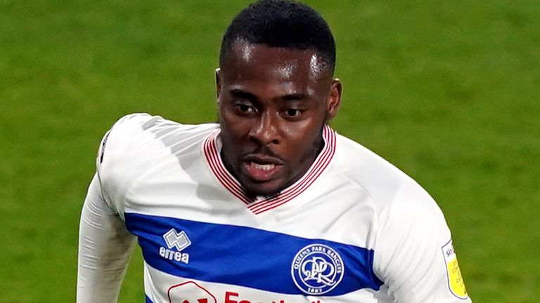 Bright Osayi-Samuel, QPR (Downloaded from PA)
